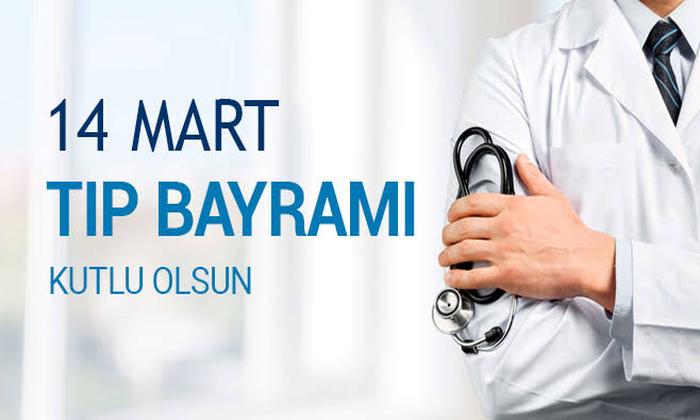 Sabah Gazetesi Bölge Temsilcisi Mehmet Uzel'in 14 Mart Tıp Bayramı Köşe Yazısı
